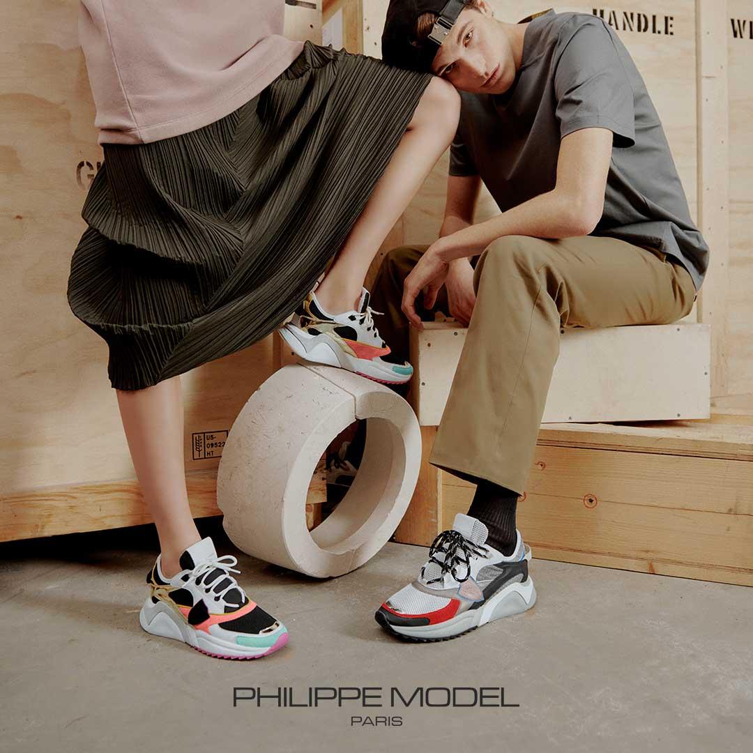 PHILIPPE MODEL(フィリップモデル)公式サイトオープン