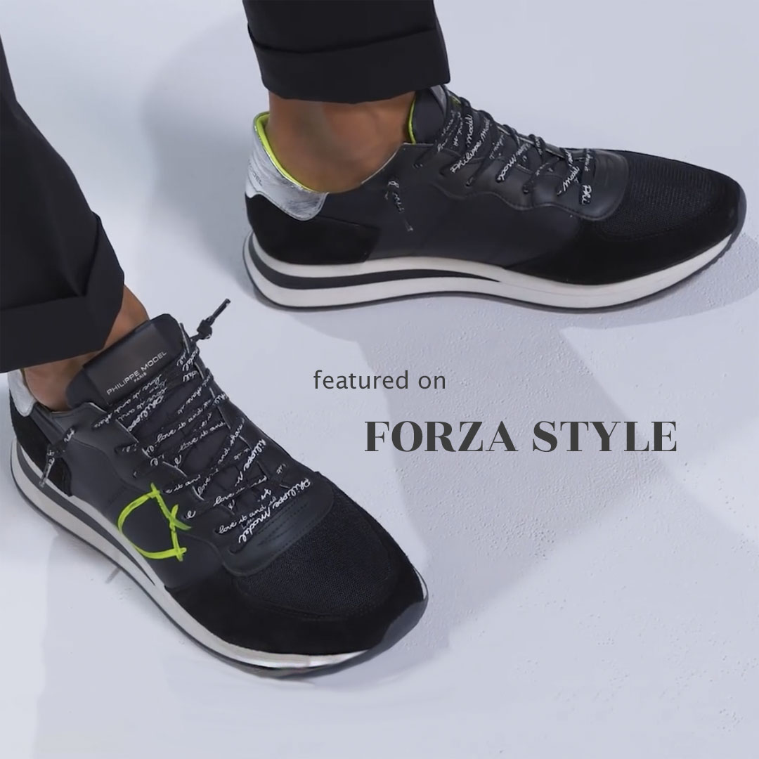 featured on FORZA STYLE