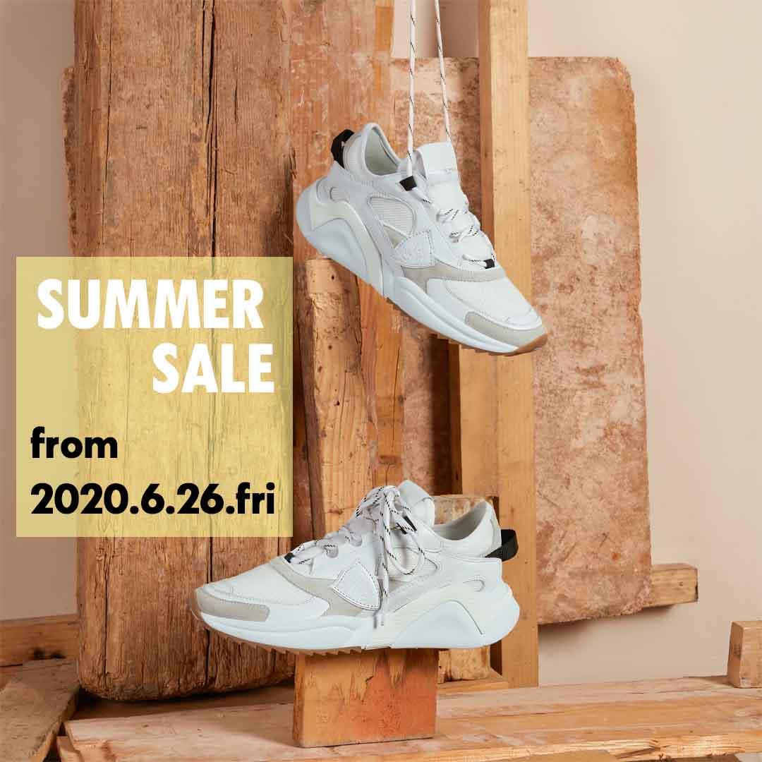 2020 SUMMER SALE STARTS TODAY !